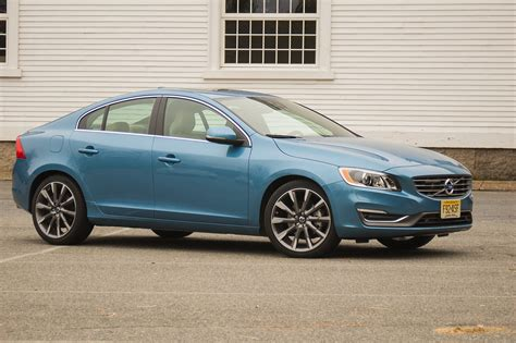 Pre Owned Volvo S60 by 2015 Volvo S60 Overview Cargurus