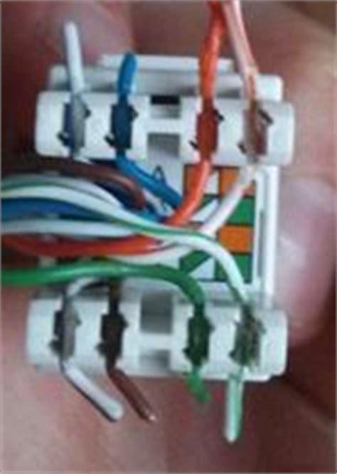 Cat Cables Keystones Connectors Nic