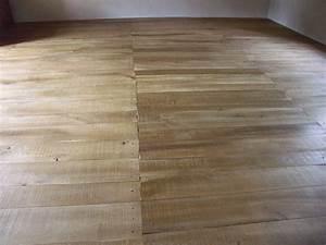 Les travees de ce planchage a l39ancienne plancher for Parquet à l ancienne