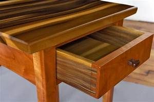 Handcrafted Furniture by Rob Chamberlin, Kalamazoo, Michigan