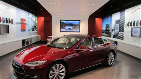 Tesla Motors Gallery Opening at Market Street The ...