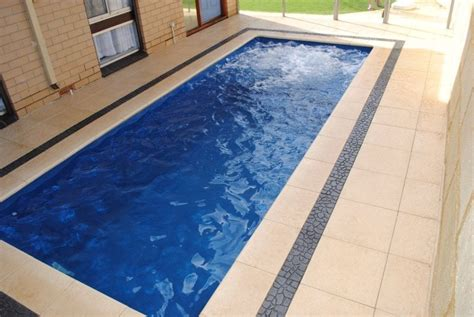 sarah  fibreglass swim spaplunge pool