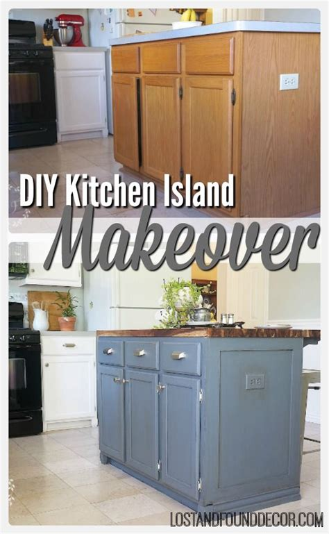 how to add a kitchen island 25 best ideas about kitchen island makeover on