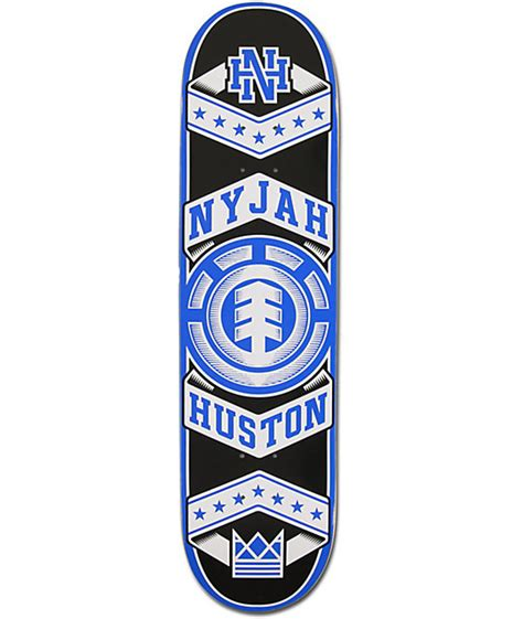 Element Nyjah Huston Deck by Element Nyjah Huston Foremost 8 0 Quot Skateboard Deck
