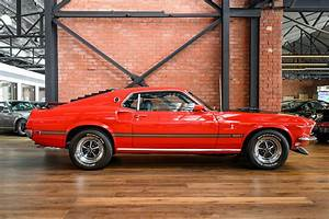 1969 Ford Mustang Mach 1 428 Cobra Jet - Richmonds - Classic and Prestige Cars - Storage and ...
