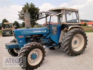 Ford 6600 A Tracteur
