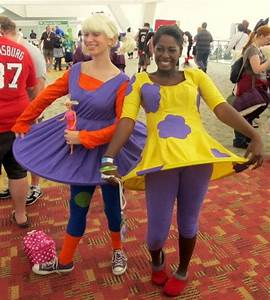 Angelica and Susie Costume | Comic-Con | Pinterest ...
