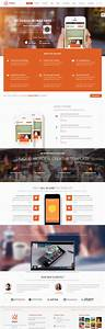 40 Best HTML5 Mobile App Templates In 2017 Responsive