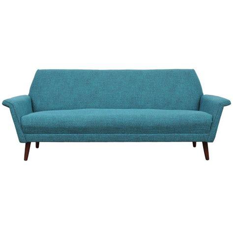 mid century modern loveseat mid century modern sofa at 1stdibs