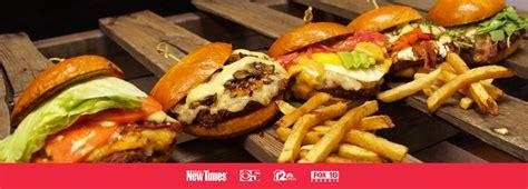 burger burgers gourmet menu truck aioli food catering phoenix delicious restaurant hamburger
