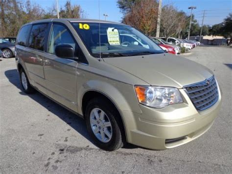 2010 Chrysler Town And Country Specs by 2010 Chrysler Town Country Lx Data Info And Specs