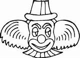Coloring Pages Circus Trapeze Artist Clown Freecoloringpagefun Drawing Colouring sketch template