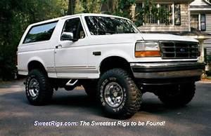 Creston Dempsey U0026 39 S 1994 Ford Bronco Xlt