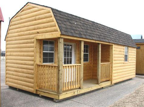 built portable buildings