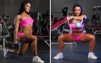 workout routine  women  week beginner plan