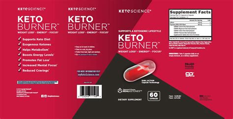 keto science keto burner windmill vitamins