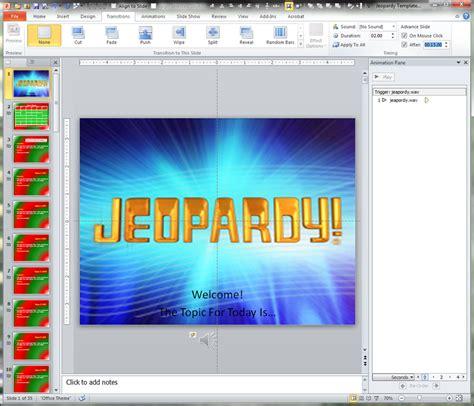 jeopardy powerpoint paragraphwritingx