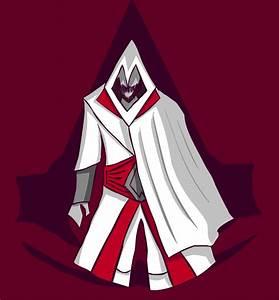 Assassin's Creed Brotherhood: Ezio by Kirbez on DeviantArt