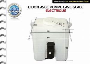 2cv Club Cassis : bidon avec pompe lave glace elect 2cv mehari club cassis ~ Medecine-chirurgie-esthetiques.com Avis de Voitures
