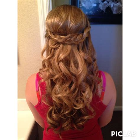 8th grade prom hairstyles cute hairstyles for 8th grade promotion hair