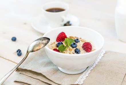 Mic dejun de dieta: ce sa mananci ca sa slabesti