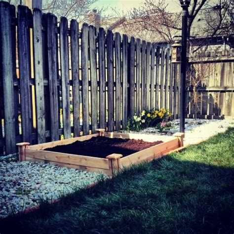 greenes fence raised beds greenes fence landscaping supplies 48 in x 48 in cedar
