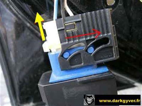 rta bmw de darkgyver demontage remplacement moteur de