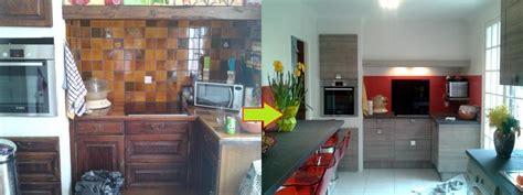 home staging cuisine avant apres rénovation décoration appartement villa home staging