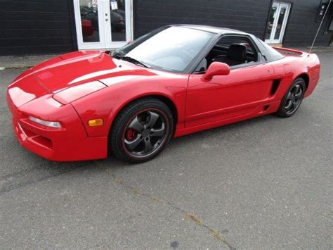 1994 acura nsx 2dr sport auto red 96k old school cool