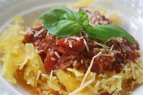 recipes with spaghetti squash great edibles recipes spaghetti squash homemade sauce
