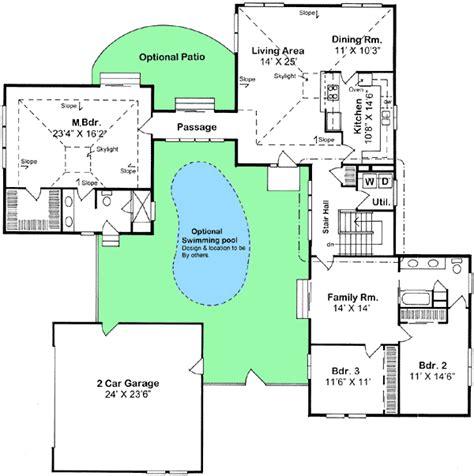 creative compound  architectural designs house