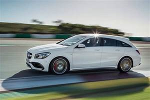 Mercedes Cla Break : facelift voor mercedes cla en cla shooting brake ~ Melissatoandfro.com Idées de Décoration