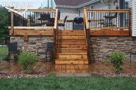 skirting deck picture gallery deck skirting pinterest