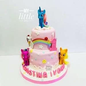 jual kue kuda pony susun harga murah jakarta oleh khena cake