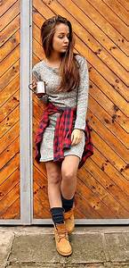 Ideas How To Wear Timberland Boots For Girl 24 Fashion Best