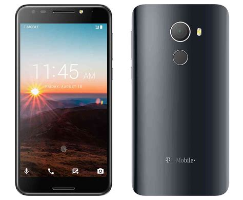T-mobile Revvl Debuts As New Affordable, Own-brand Android