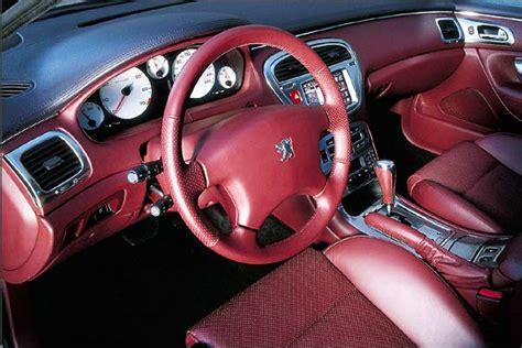 2001 Peugeot 607 Pescarolo Image Httpswwwconceptcarz