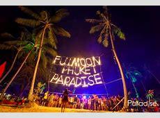 Full Moon Festival at Paradise Beach Phuket
