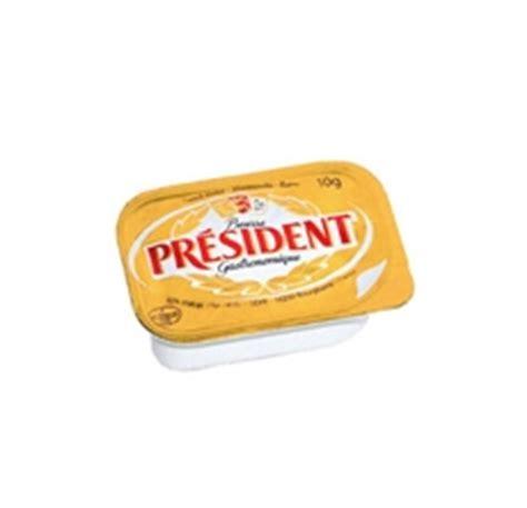 PRESIDENT Butter Mini Unsalted 10g   Khampasert