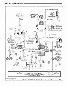 Wiring Odbi Aw4 Into Odbii Manual Tj Pirate4x4 Com 4 U00d74 And Off 99 Jeep Wrangler Diagram In For
