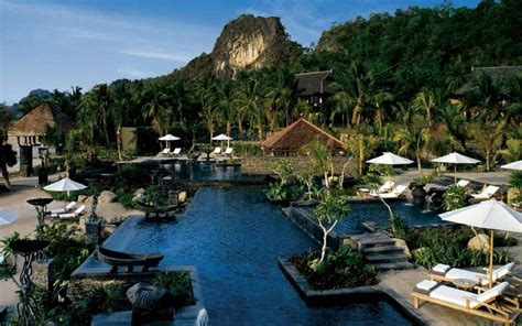 Four Seasons Resort Langkawi Hotel Review Malaysia Travel