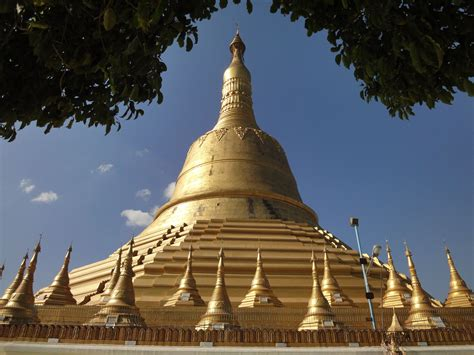 bago shwemawdaw pagoda myanmar jan