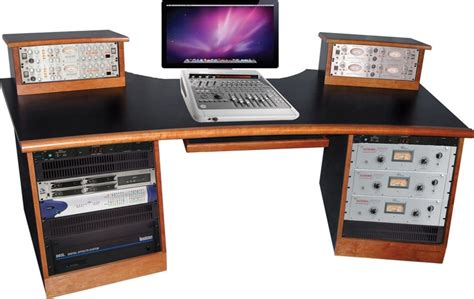 recording studio computer desk sound construction digistation recording studio desk