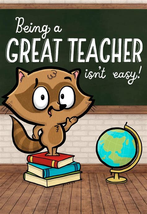 easy teacher appreciation card greeting