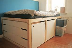 Aufbewahrung Unter Bett : der beste ikea bett hack den du je gesehen hast ikea hacks pimps blog new swedish design ~ Whattoseeinmadrid.com Haus und Dekorationen