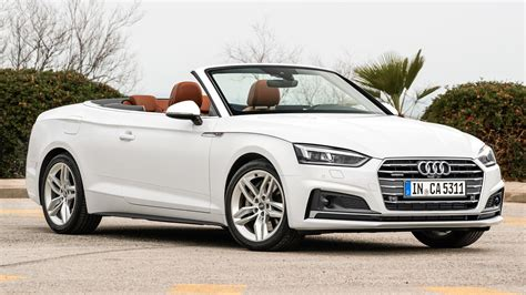 audi convertible audi a5 cabriolet 2 0 tdi 2017 review by car magazine