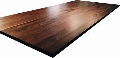 Table Walnut Wood Tops Board Butcher Block