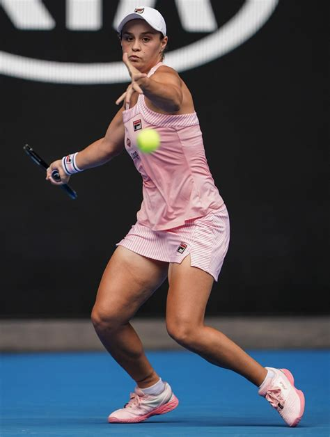 See her boyfriend's names and entire biography. ASHLEIGH BARTY at 2019 Australian Open at Melbourne Park ...