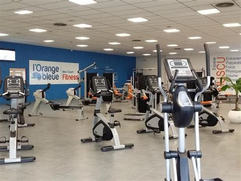 l orange bleu barentin l orange bleue ma salle de sport