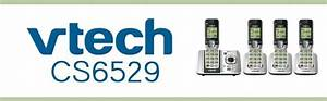 Amazon Com  Vtech Cs6529